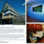 Dimond Architects featured in Belle magazine…