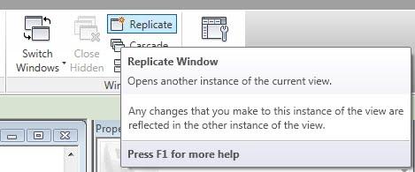 Revit 2011 Secret #13 - Replicate Window » What Revit Wants