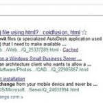Experts Exchange and the Google Cache