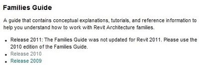 revit 2011 tutorials