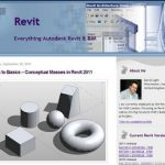 Video Series – Conceptual Massing in Revit 2011
