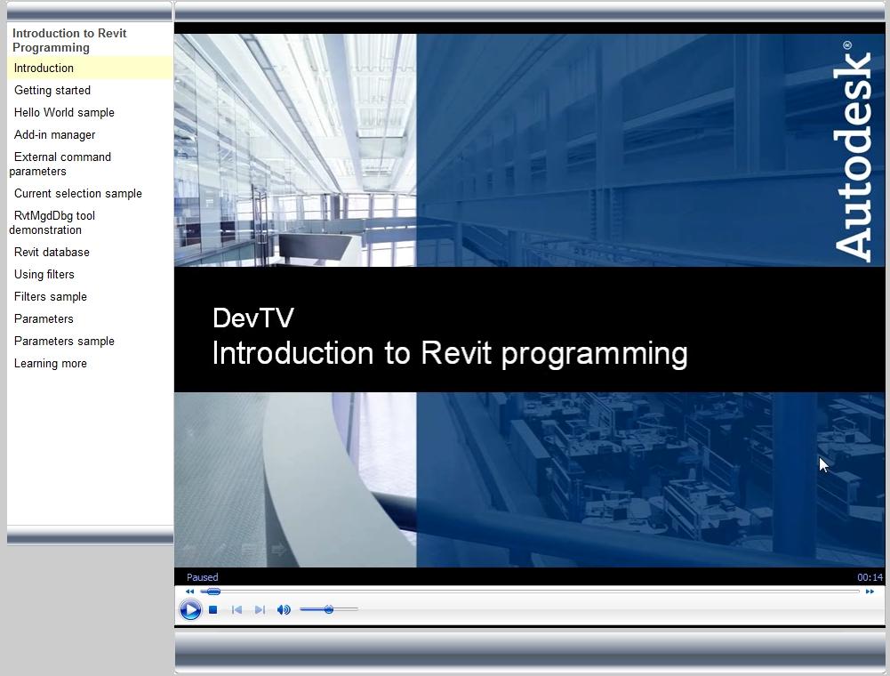 programming Archives » What Revit Wants