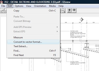 Obtain Vector Information from PDFs using Free Tools