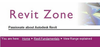 View Range explained (Revit Zone)