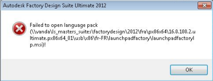 2012: Installer crashes when creating cross-platform deployments with multiple language packs added in a single session of setup.exe