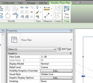 Revit Master Popquiz 3 - rotate icon grayed for view crop boundary