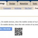 Blogger mobile templates for Blogspot blogs