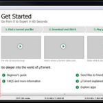 uTorrent 3.0 beta with Drop Files to Send