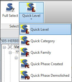 Selection Master for Revit