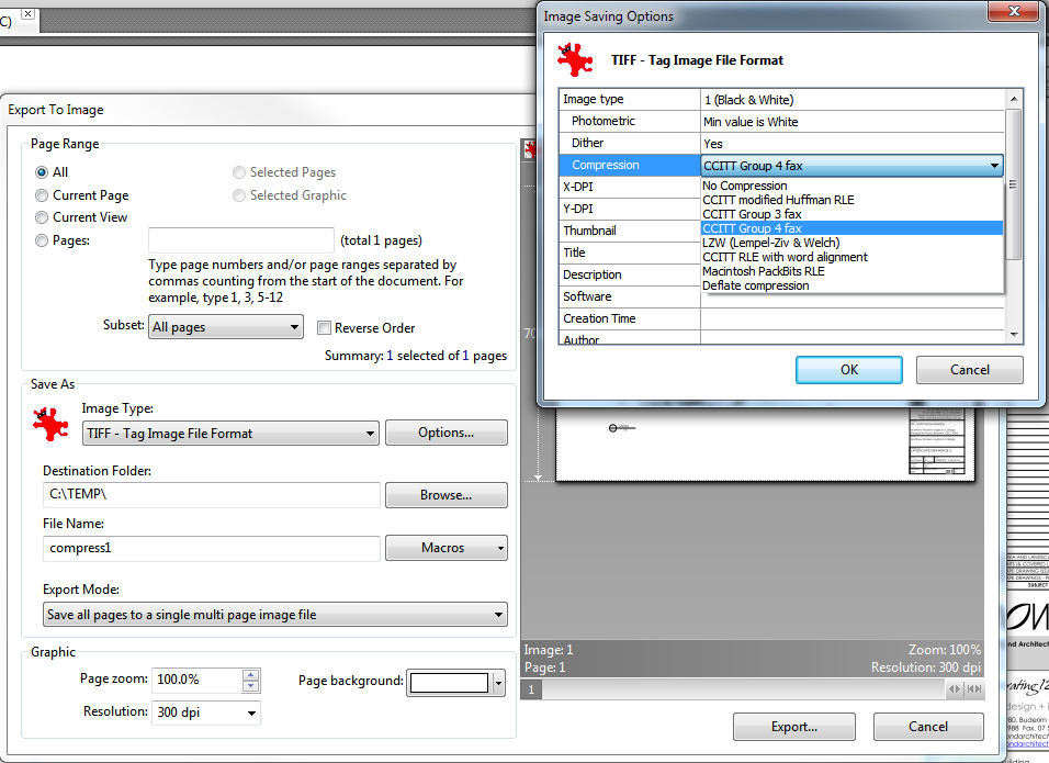 Pdf archives what revit wants compressing pdf using free tools fandeluxe Choice Image