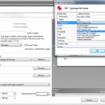 Compressing PDF using free tools