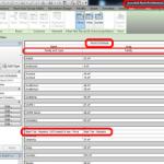 Embedded Schedule workaround for Revit Architecture