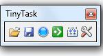 TinyTask – ultra lightweight macro recording tool