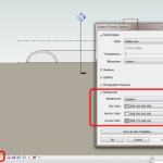 Revit 2013 – View Background