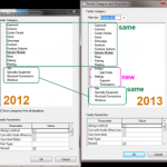 Popquiz – list the new Adaptive Component Categories in 2013…