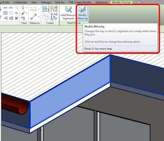 Modify Mitering For Roof Fascia 187 What Revit Wants