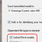 eTransmit for Revit – archiving made easy