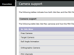 123D Cameras to real Revit 3D Views (plus more IFC resources)