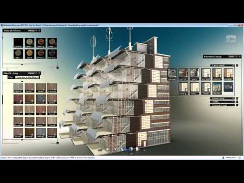 Installing Suite Workflows and using Showcase as a Revit presentation tool