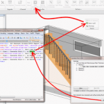 Use a Section Box to quickly find Warning Elements