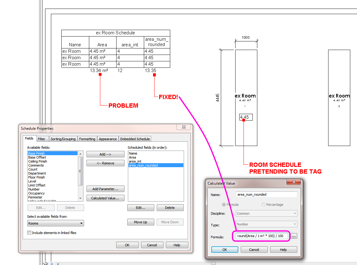 calculated Archives » What Revit Wants