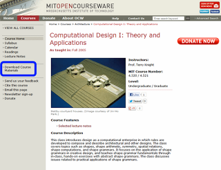 Download Free Online Course Materials from MIT OpenCourseWare