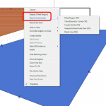 Repetitive tasks in Revit?  Don't forget about right-click Recent Commands ...