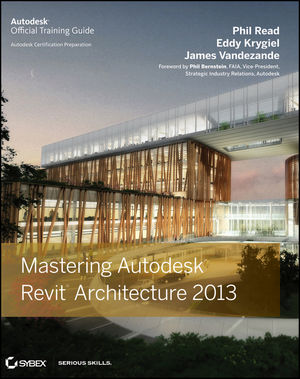 Mastering Revit Architecture 2013 – resources for download