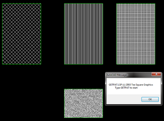 Harvesting Hatch Patterns from Revit to PAT files