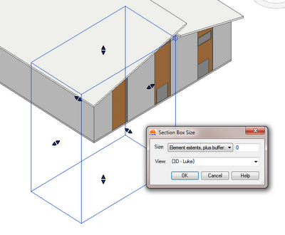 Matching a 3D view Section Box to a Scope Box