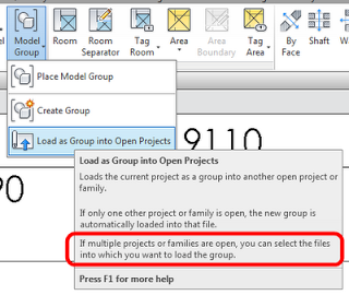 Using the Load as Group command to update Edited Groups without saving them