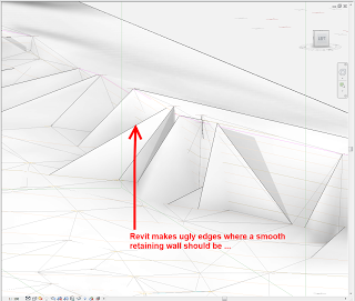 Using Civil3D to increase your Topography resolution in Revit