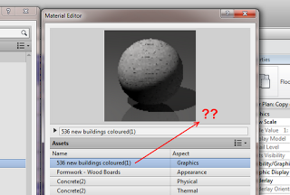 Speeding up the Revit 2013 Materials Editor