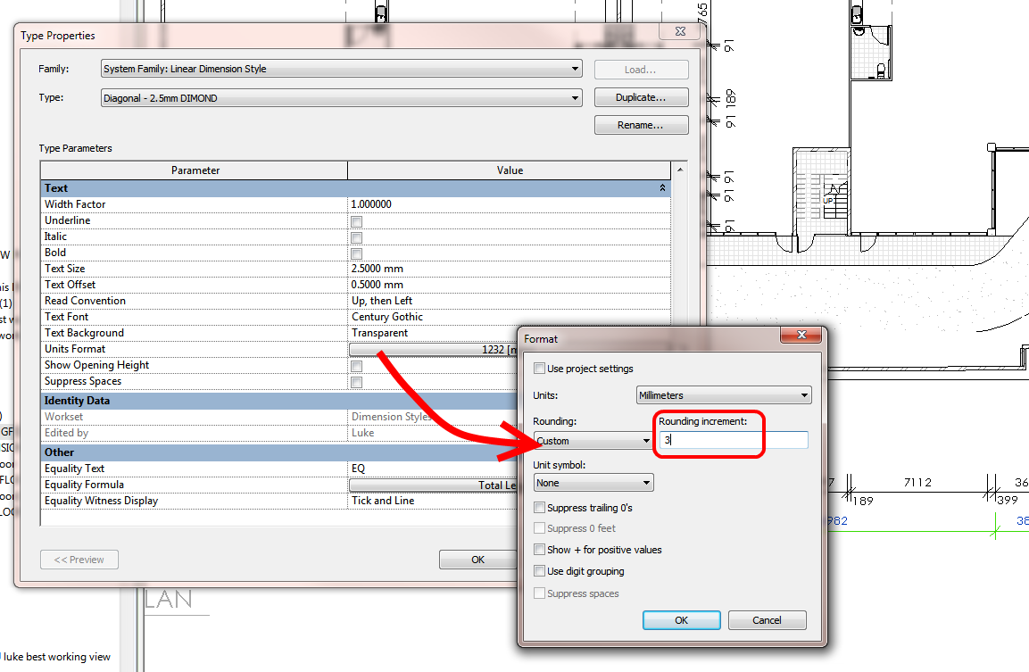 rounding Archives » What Revit Wants