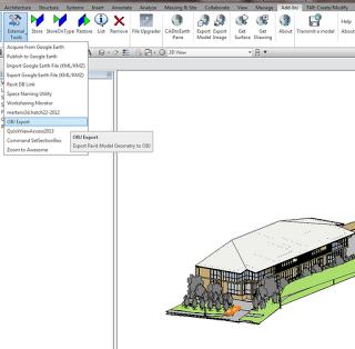 From Revit to OBJ to DAZ Studio to U3D to Adobe 3D PDF
