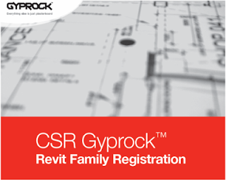 Access CSR Gyprock Revit Files
