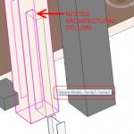 Tagging Architectural Columns