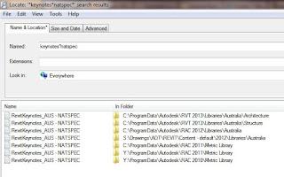 New Generic Natspec Keynote file