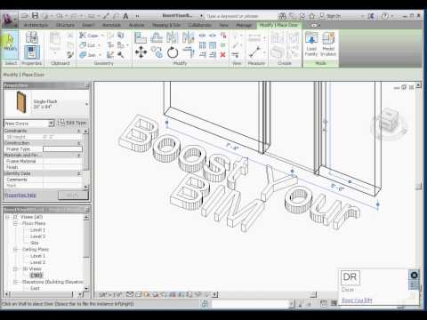 The easiest way to become faster at Revit