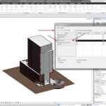 What happens when you open a Central (workshared) file in Revit LT?