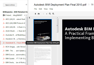 BIM Documents and Standards – big list for download