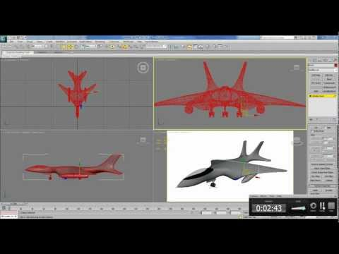 Use 3ds Max to prepare geometry for Smooth surface import into Revit
