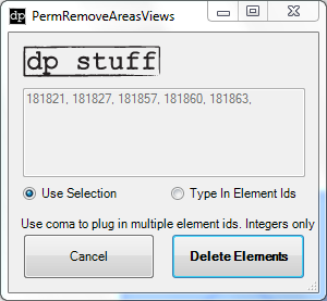 Permanently Remove Areas and Remove Empty Tags addins