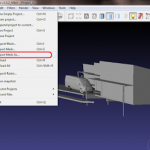 Reverse engineering point clouds from any 3D model