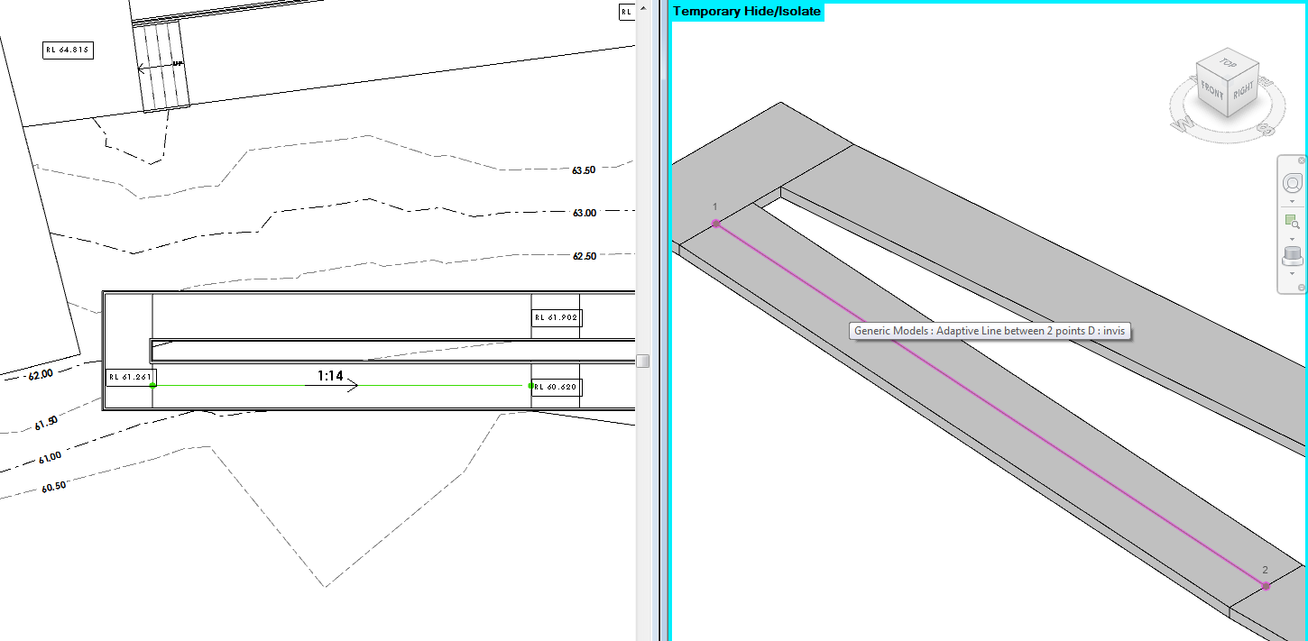 How To Tag Ramp Slopes In Revit 2013 And Revit 2014 With