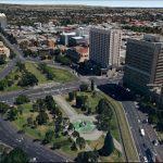 Google Earth – trees and residential homes now with 3D depth