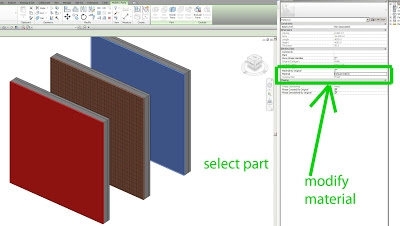 Using Linked Files and Parts to facilitate Material Option Studies