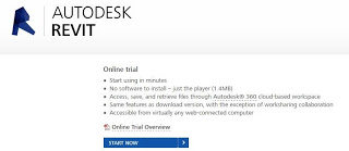 Revit Online is available
