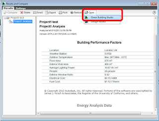 Have you tried the Beta Potential Energy Savings Widget?