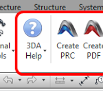 3D PDF and Revit - You actually do Get What You Pay For